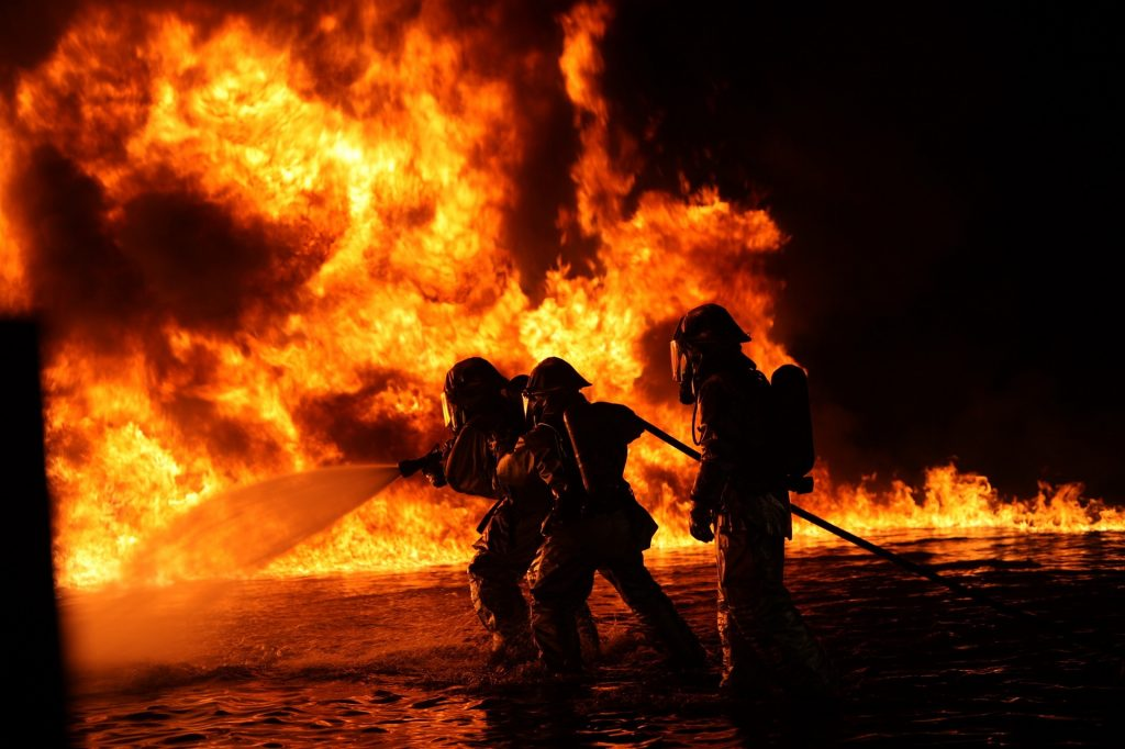 Engineering Methods Reduce Fire Related Deaths
