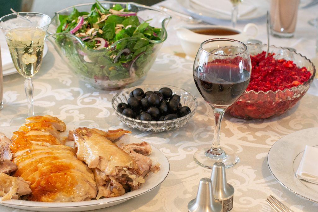 Thanksgiving Fire Safety Tips from NFPA
