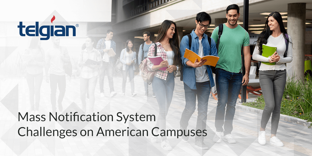 Mass Notification System Challenges on American Campuses