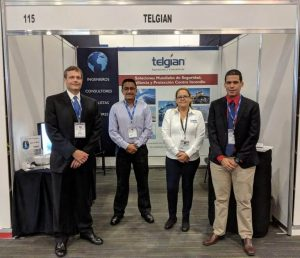 Expo Fire Protection Mexico 2018: Meet Telgian Experts