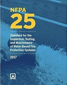 NFPA 25 2nd Draft Technical Committee includes Telgian Experts
