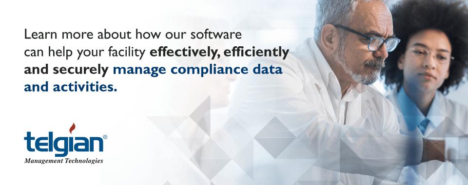 CFATS compliance management software