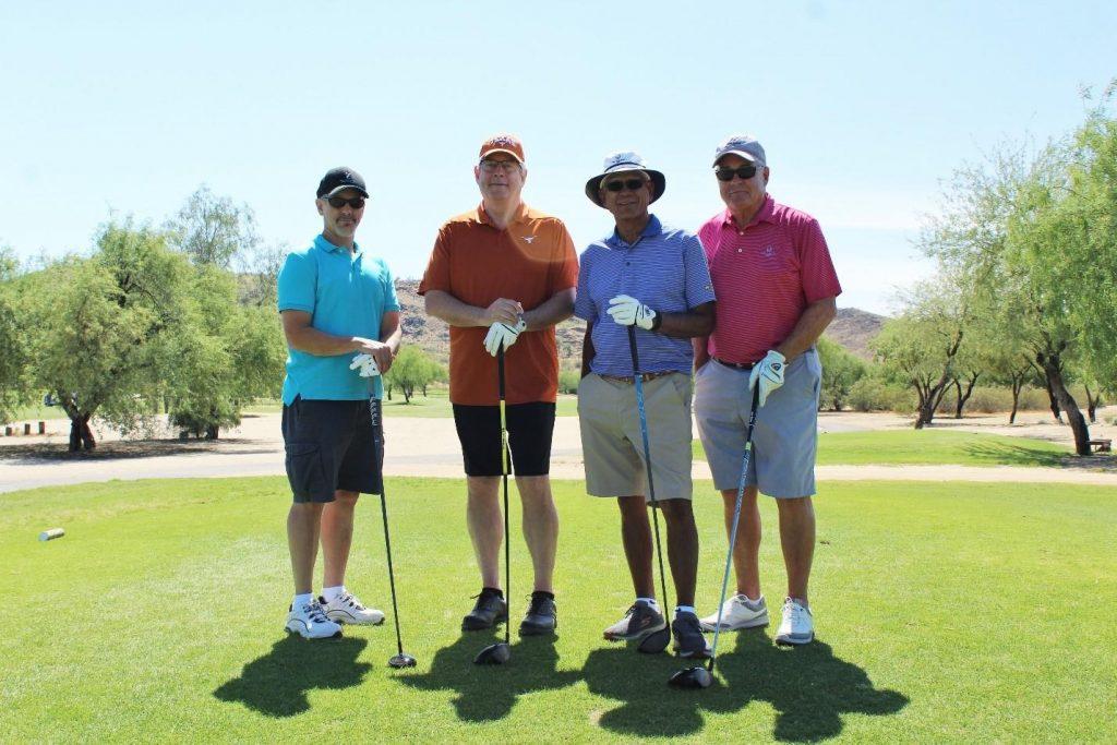 Telgian support the Arizona Burn Foundation