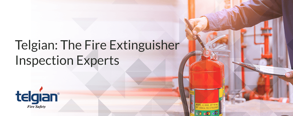 Telgian Fire Extinguisher Inspection Services