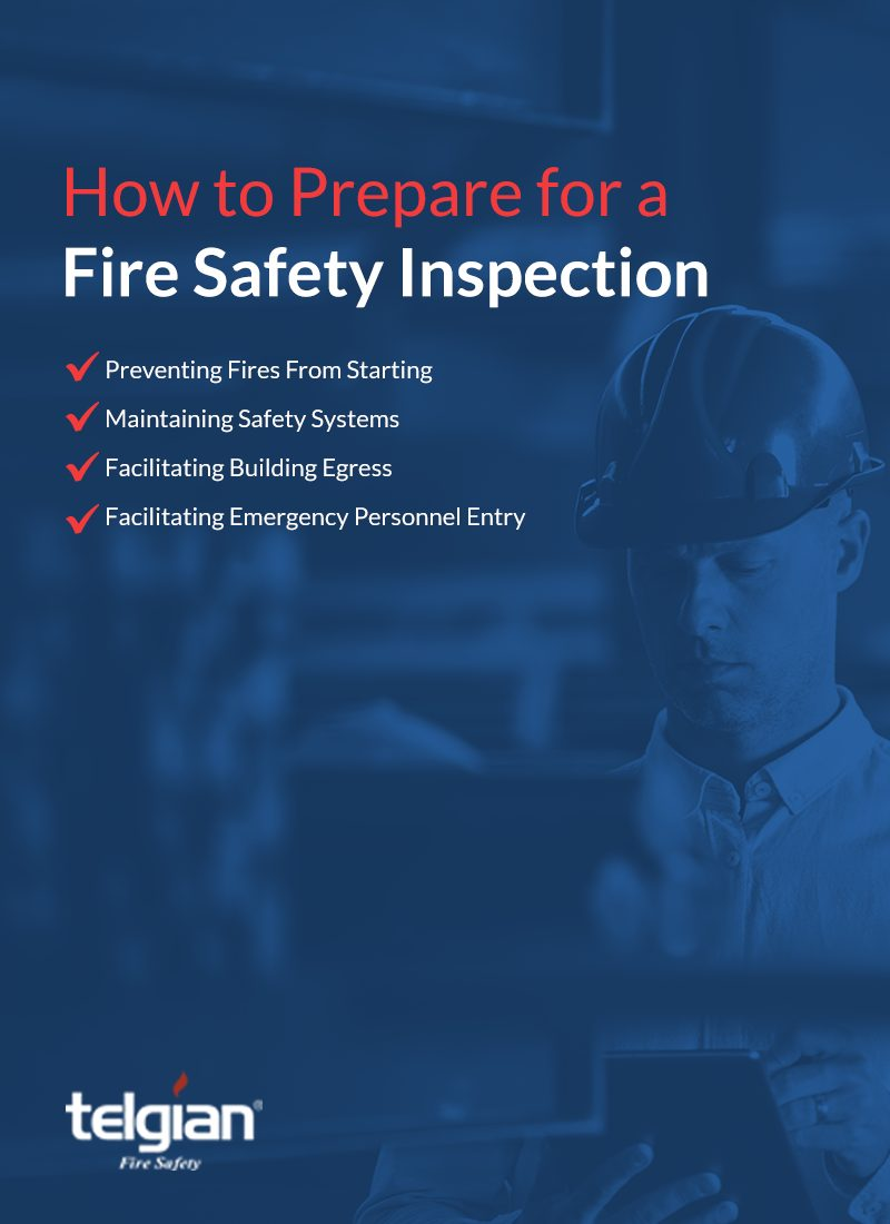 How to prepare for a fire safety inspection