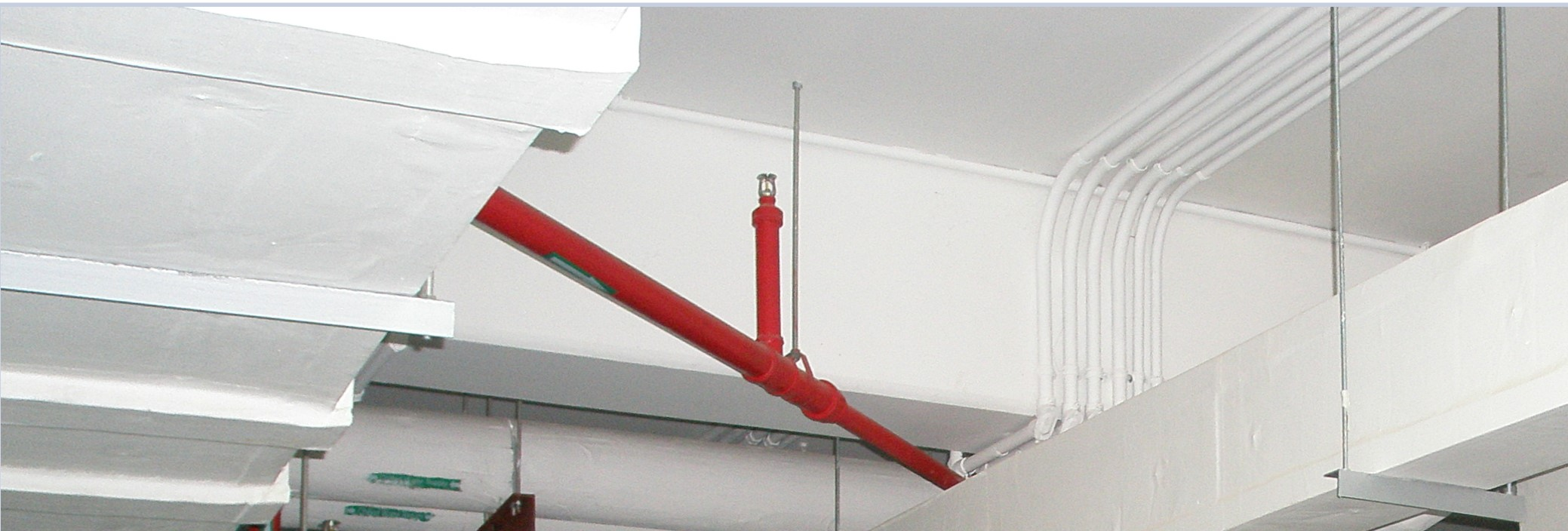 Dry Pipe Fire Sprinkler System Winterization