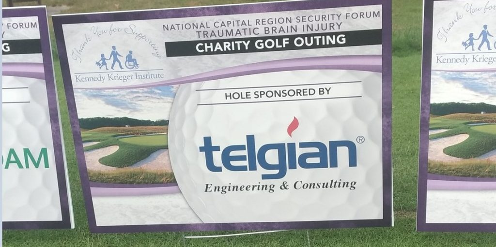 National Capital Region Security Forum Charity Golf Tournament Sponsor
