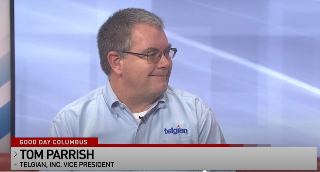 Active Shooter Emergency Response Coordination and Community Involvement are the focus of Good Day Columbus TV Segment with Telgian's Tom Parrish