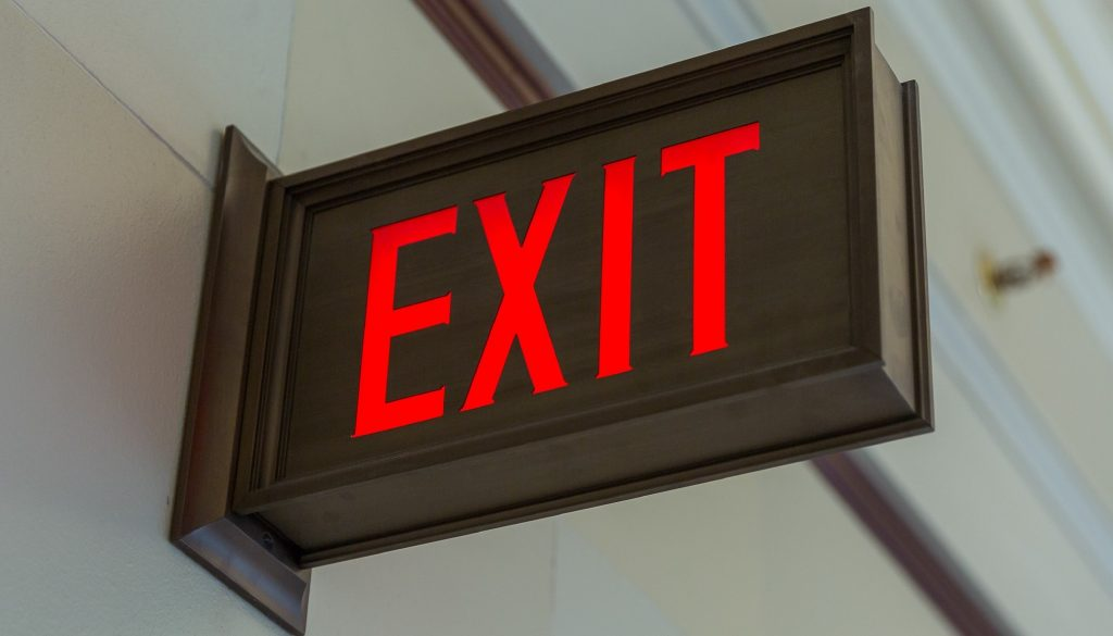 NFPA 101 Egress, Exits, and Emergency Lighting webinar by Telgian's Ralph Bless