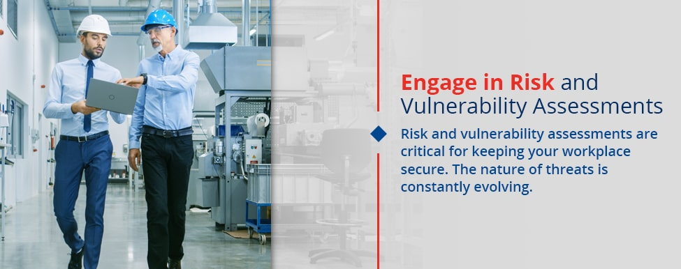 Risk and Vulnerability Assessments