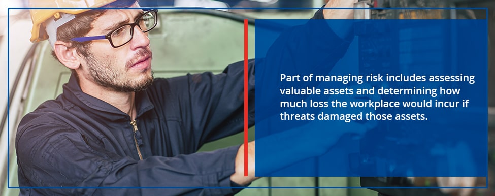 Risk management and loss control analysis