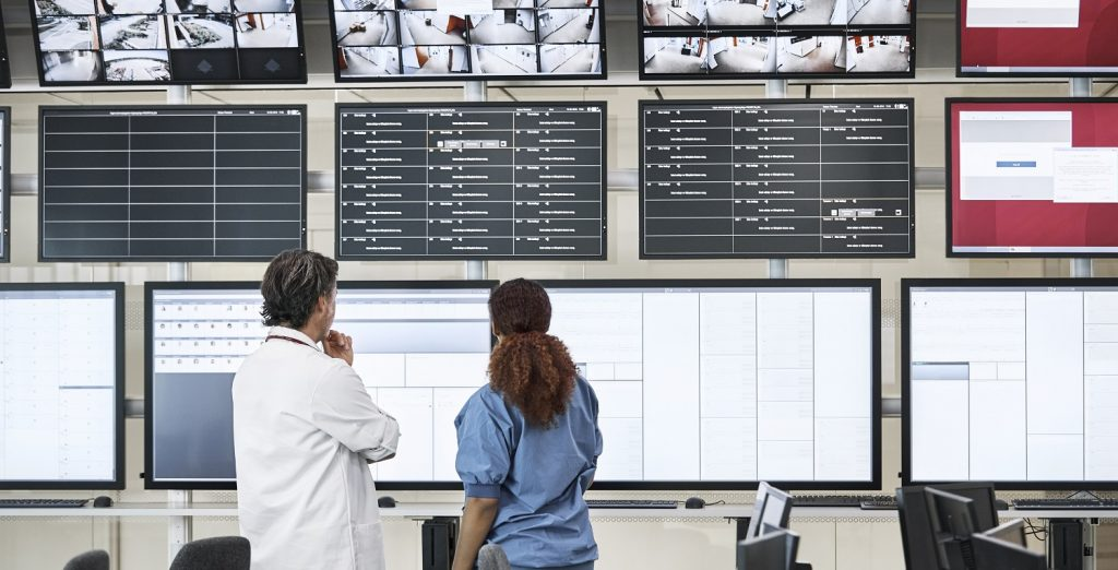 Emergency Power Considerations for Healthcare Security