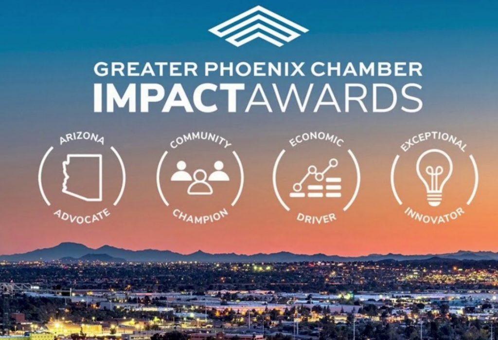 Telgian Named Impact Award Finalist By Great Phoenix Chamber