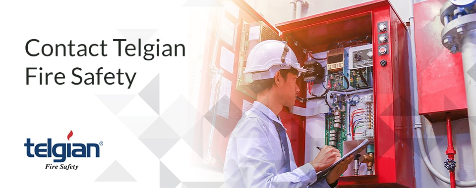 Contact Telgian Fire Safety