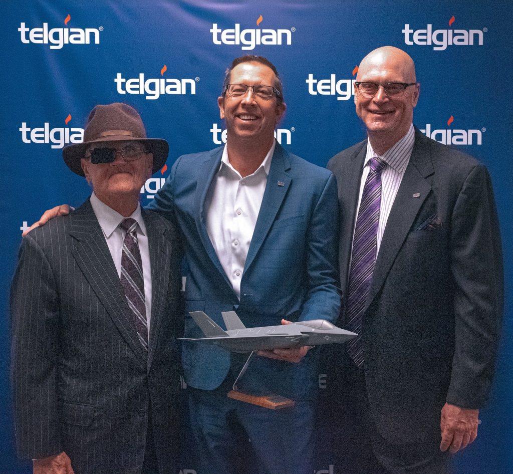 Telgian Announces Annual Top Gun Awards, Steve Goyette