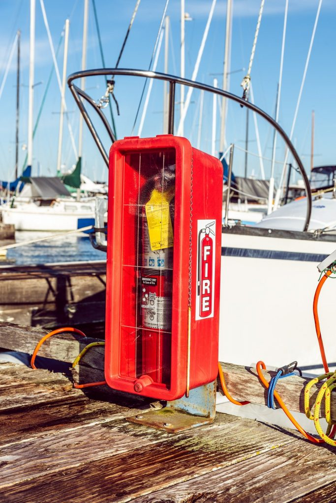 Marina Fire Safety Best Practices