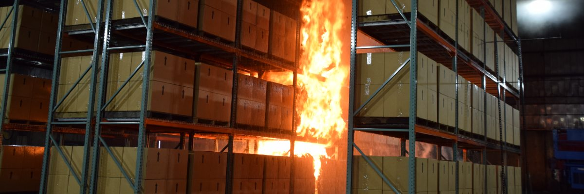 Full Scale Fire Testing Service