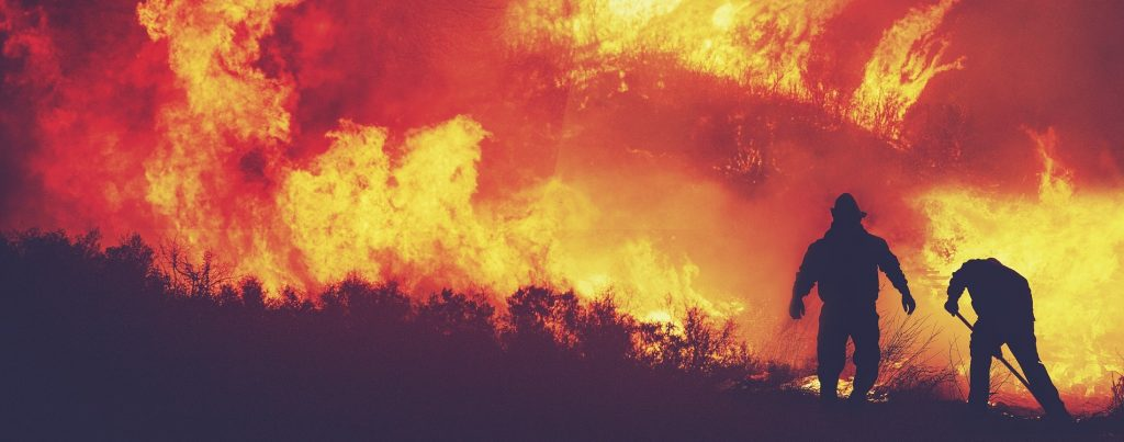 Fire Protection Expert Tom Parrish Shares Wildfire Mitigation Strategies With AccuWeather